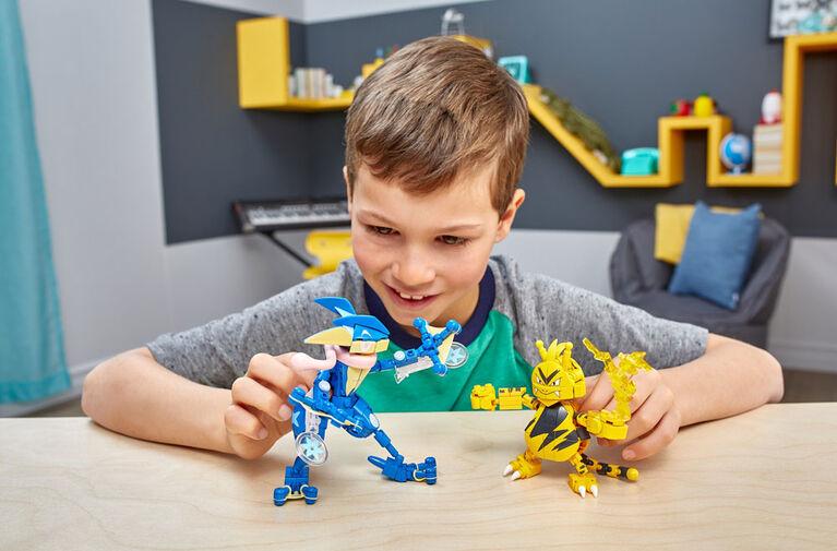 Mega Construx Pokémon Greninja vs. Electabuzz