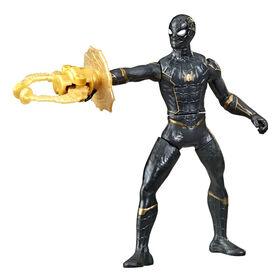 Spider-Man Deluxe Web Grappler Spider-Man Movie-Inspired Action Figure Toy