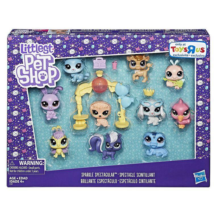 Littlest Pet Shop Sparkle Spectacular - R Exclusive