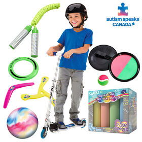 Outdoor Activity Play Pack