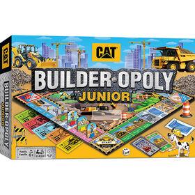 Masterpieces Puzzle Caterpillar Opoly Junior Board Game