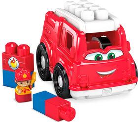 Mega Bloks Freddy Fire Truck