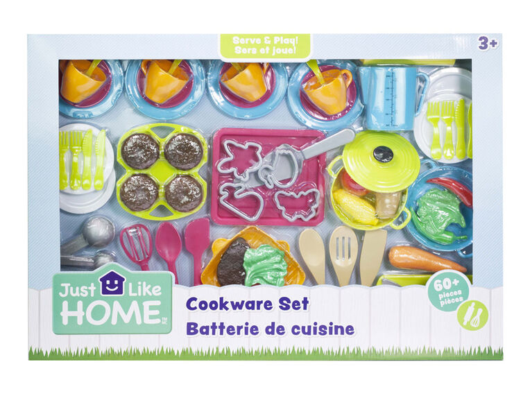 Just Like Home - Cookware Set