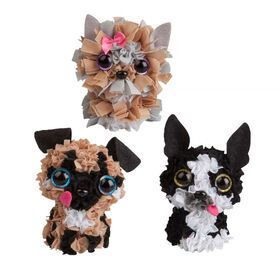 PlushCraft Puppy Pack