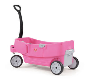 Step2 - All Around Wagon - Pink - R Exclusive