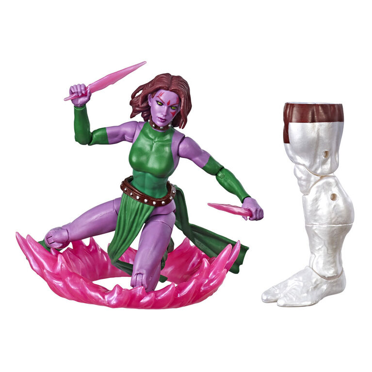 Hasbro Marvel Legends Series 6-inch Marvel's Blink (X-Men Collection)