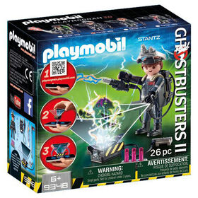 Playmobil - Ghostbusters  Raymond Stantz
