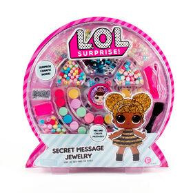 LOL Surprise! Bijoux à messages secrets