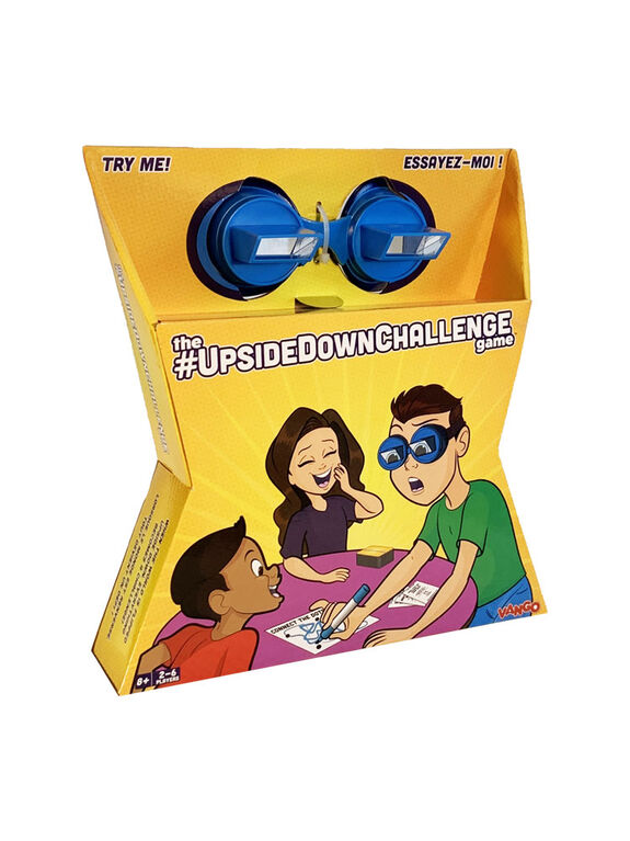 #Upsidedown Challenge