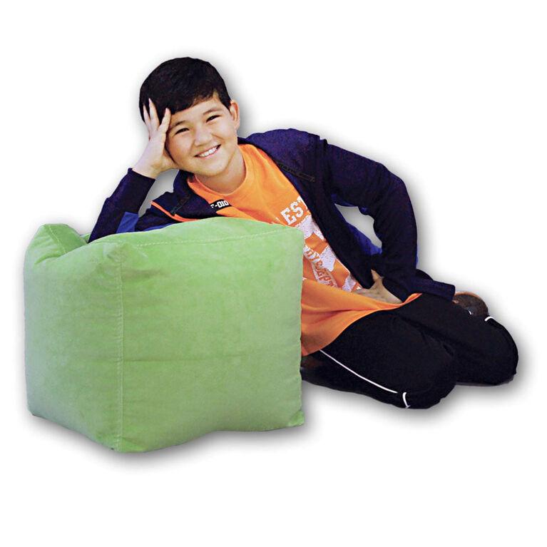 Comfy Kids Cube - Flash Green