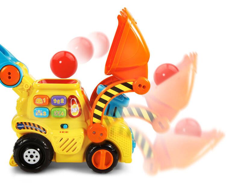 Vtech - Mon camion attrap'balles - Édition Anglaise