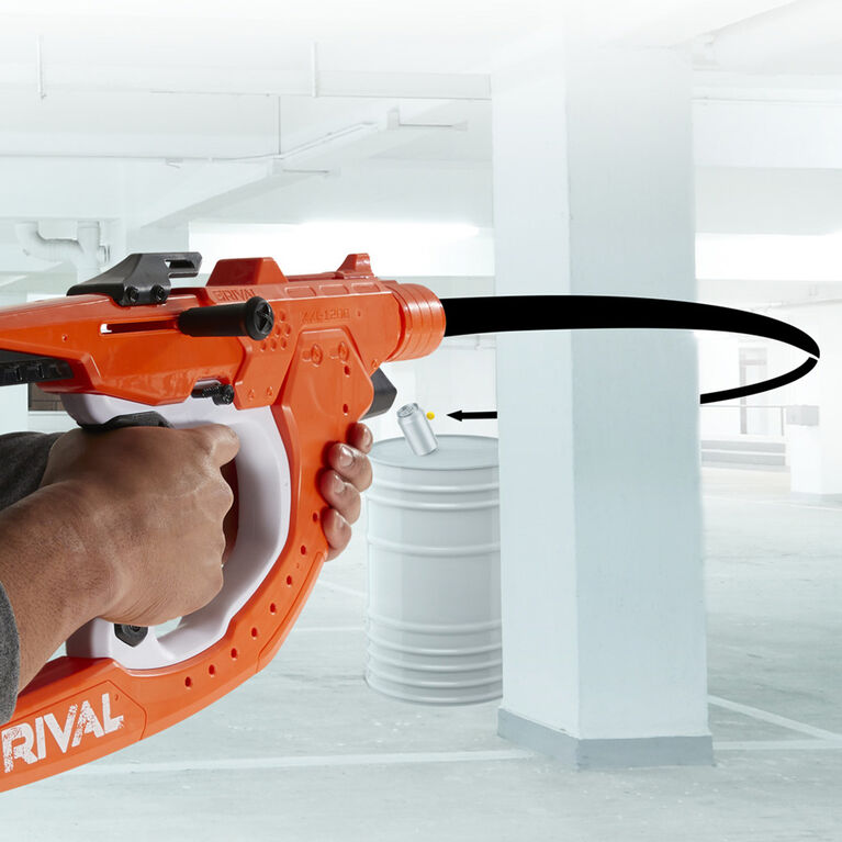 Nerf Rival Curve Shot -- Sideswipe XXI-1200 Blaster