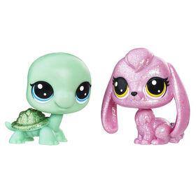 Littlest Pet Shop - Animaux brillants. - Notre Exclusivité