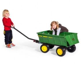 Peg Perego - John Deere Farm wagon for Peg Perego Children's riding tractors