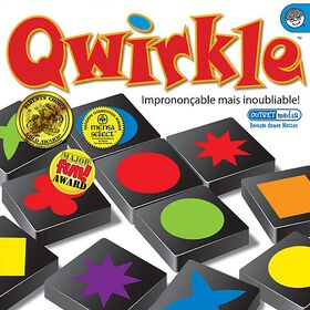 Qwirkle Game - French Edition