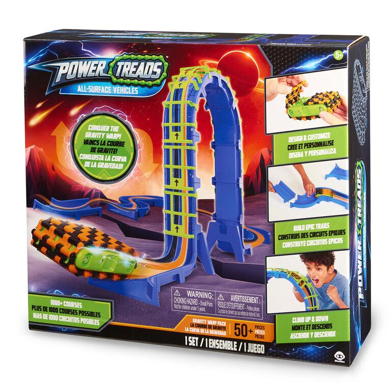 Power Treads- Gravity Warp