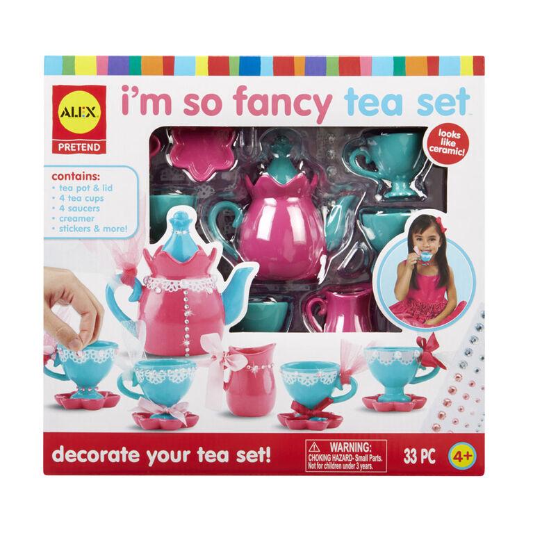 ALEX Ensemble de thé Je suis Tellement Chic
