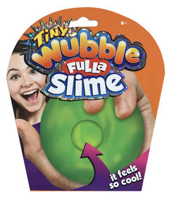 Wubble Fulla Slime - Small