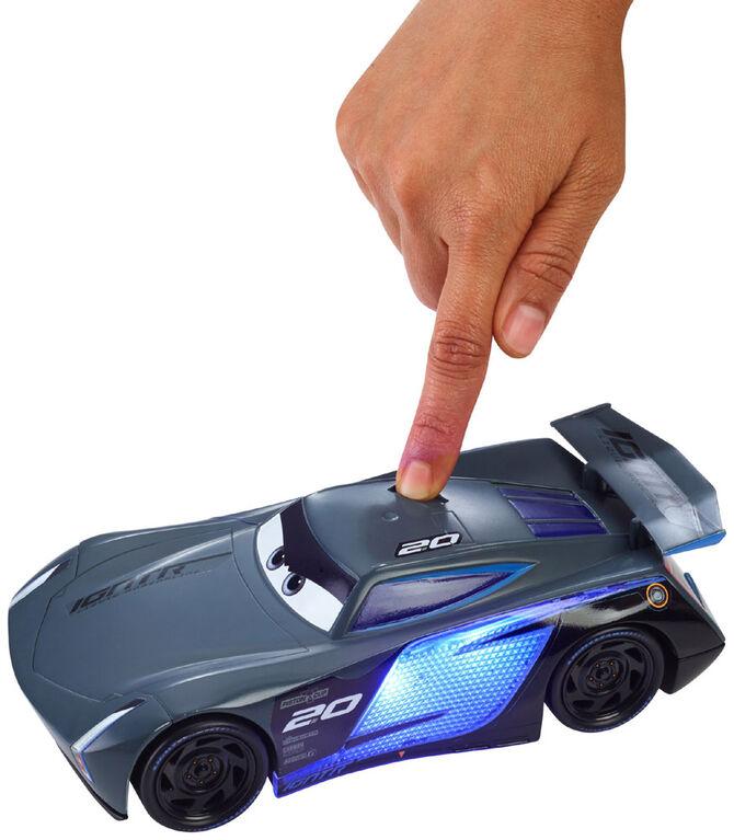 Disney/Pixar Cars Ultimate Lights & Sounds Jackson Storm