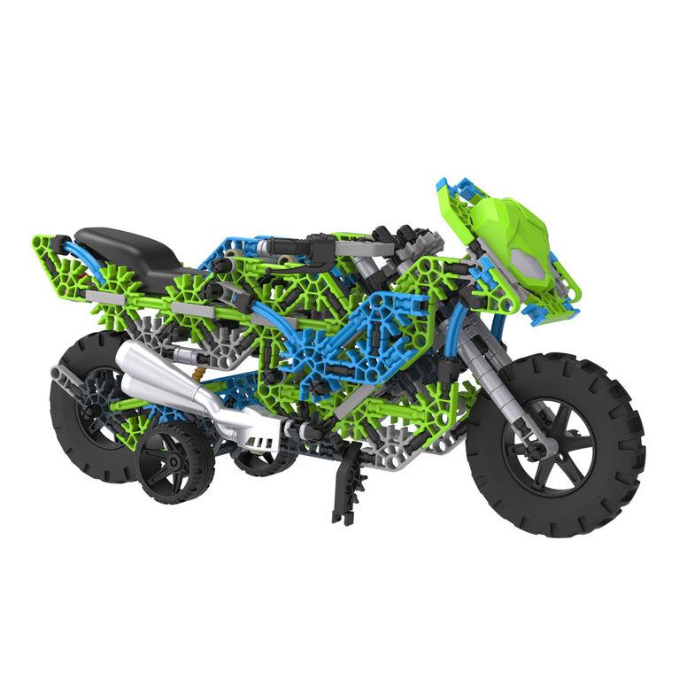 Jeu De Construction De Mega Moto