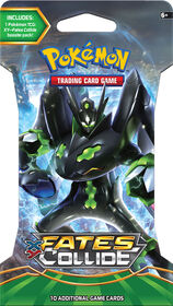 "Pokemon XY10 ""Fates Collide"" Blister"