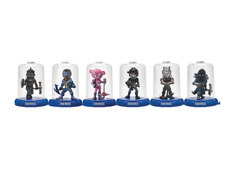 Fortnite Domez Collectible Figure Pack - Carbide - English Edition
