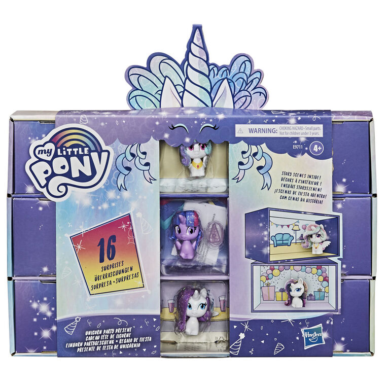My Little Pony Unicorn Party Present - R Exclusive
