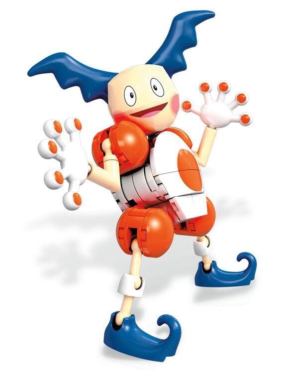 Mega Construx Detective Pikachu Mr Mime