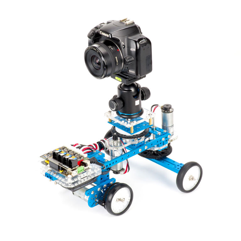 Kit robotique Makeblock Ultimate 2.0 - 10 en 1. - Édition anglaise