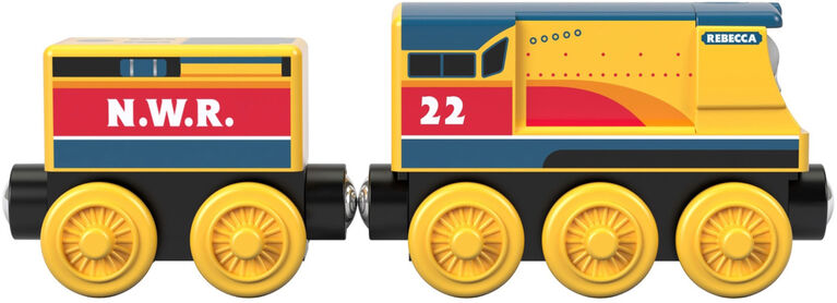 Thomas et ses amis - Bois - Rebecca