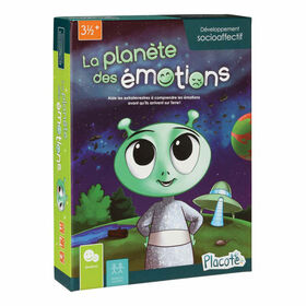 Placote - Mission : Emotions! - educational game - French Edition