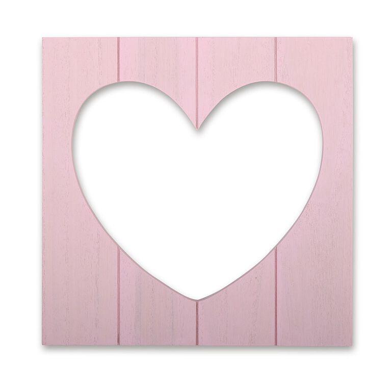 The Peanut Shell - Wall Décor - Heart Cut Out