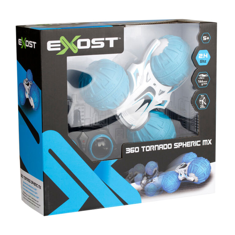 EXOST: 360 Tornado Spheric MX