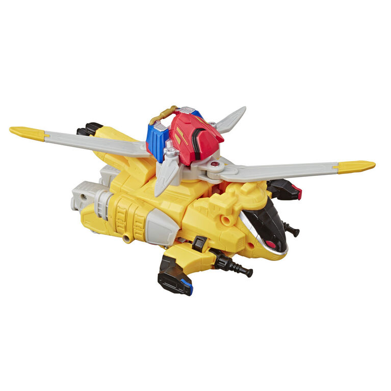 Power Rangers Beast Morphers Beast Chopper Converting Zord