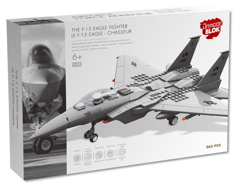 The F-15 Eagle Fighter - R Exclusive