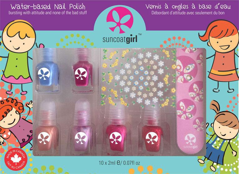 Suncoat Mini Mani Nail Kit