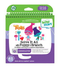 LeapFrog LeapStart Solve It All with Poppy & Branch - Activity Book - English Edition