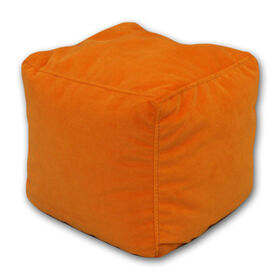 Comfy Kids Cube - Atomic Orange