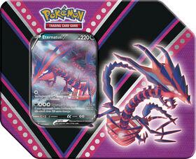 Pokemon V Powers Tin - Eternatus V - English Edition