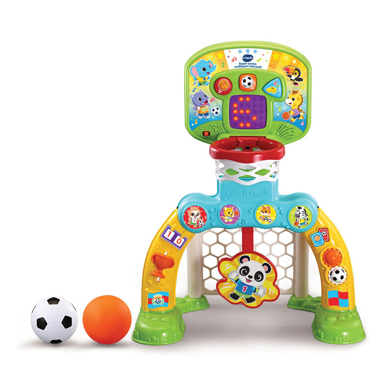 VTech Count & Win Sports Center - French Edition