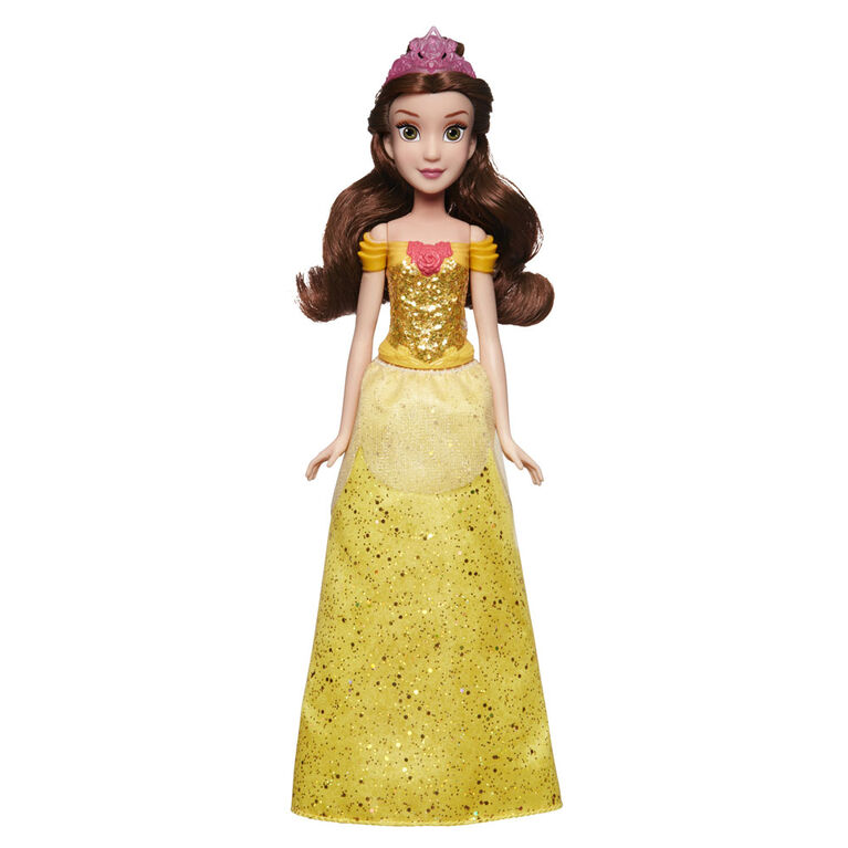 Disney Princess Royal Shimmer Belle