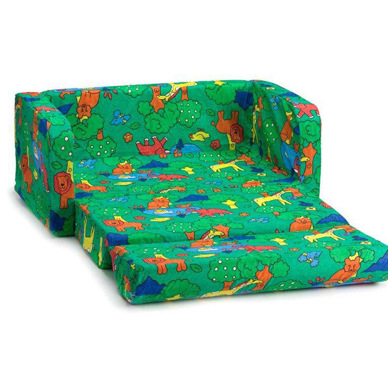 Comfy Kids Flip Sofa - Animal