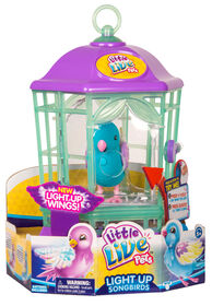 Little Live Pets - Light Up Songbirds - Skye Twinkles
