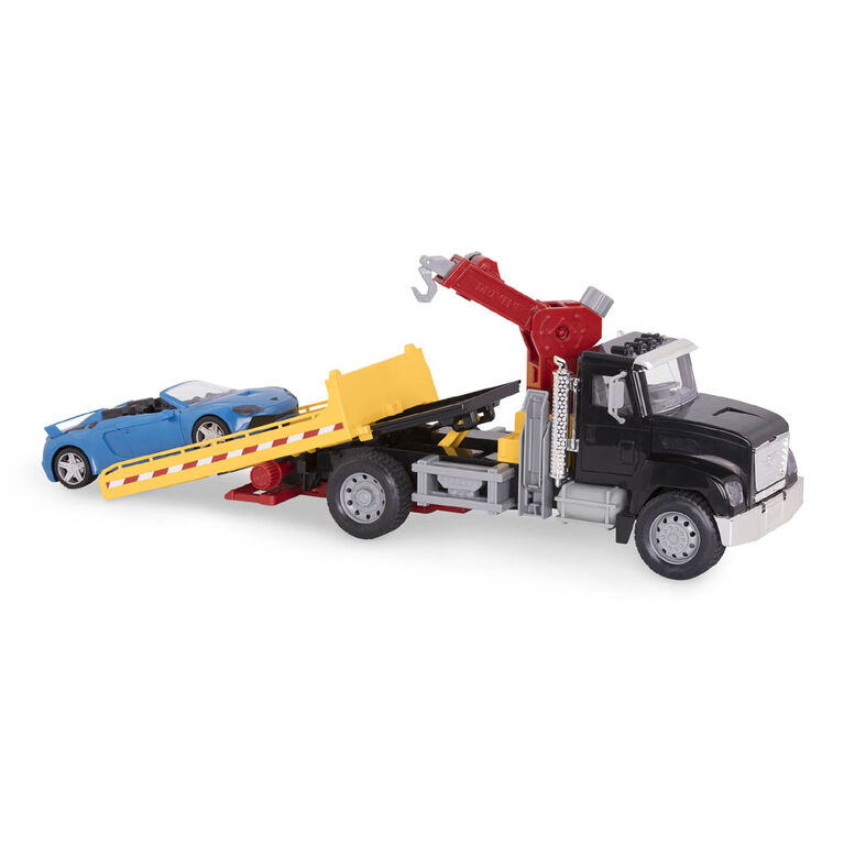 Driven, Tow Truck with Miniature Car