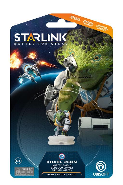 Starlink : Battle for Atlas - Pack Pilote KharlZeon