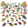 Animal Planet - Dinosaur Mega Bag - 67 Pieces - R Exclusive