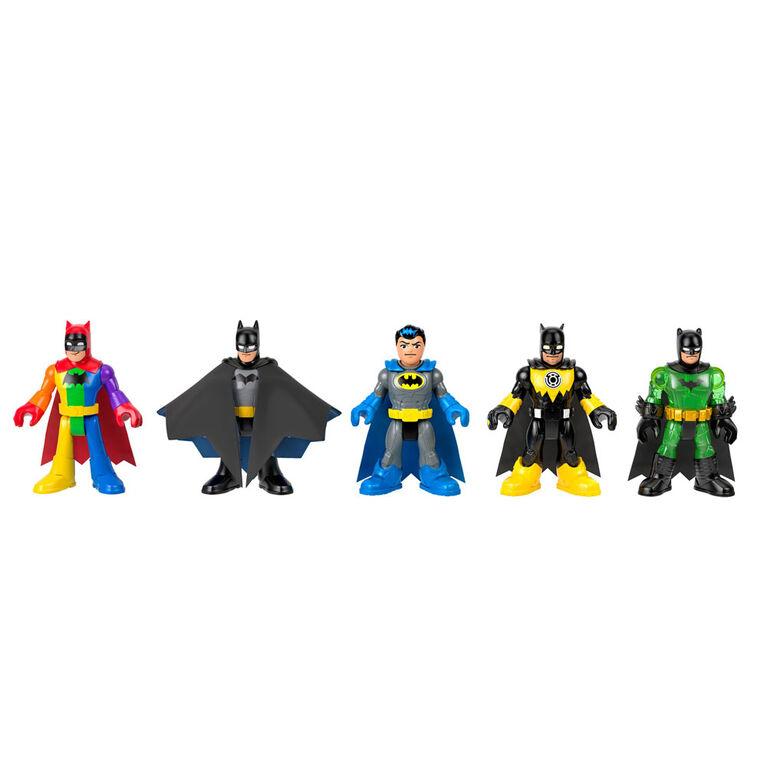 Imaginext - DC Super Friends - Batman - Collection 80e anniversaire