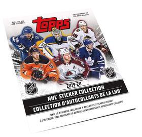2019 Topps NHL Album