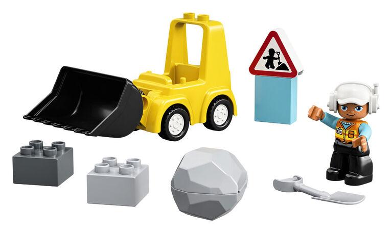 LEGO DUPLO Town Le bulldozer 10930