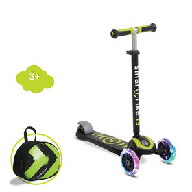 smarTrike T5 2 Stage scooTer - Green